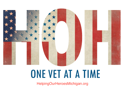Helping Our Heroes Michigan